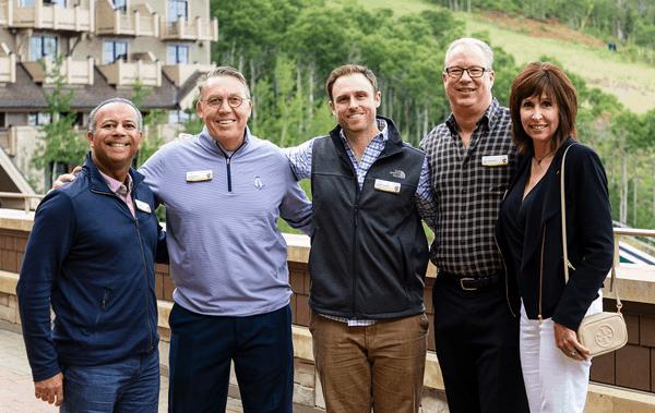 Deer Valley Family Reunion
